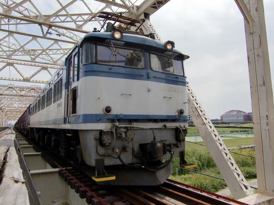 赤川仮橋2013年7月8月-29