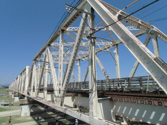 赤川仮橋13年9月下旬3-05