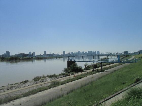赤川仮橋13年9月下旬3-06