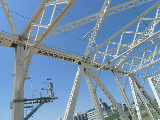 赤川仮橋13年9月下旬3-17