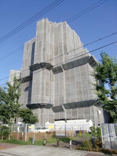 赤川近辺の工事現場等10