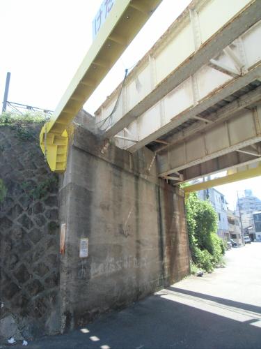 赤川近辺の工事現場等17