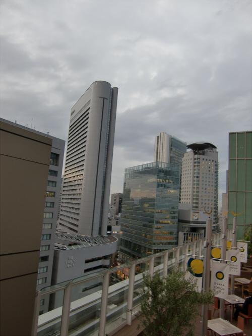 大丸梅田店でジャンプイラスト展03