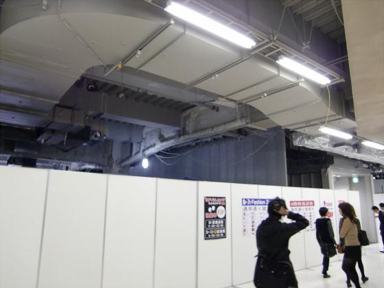 大丸梅田店でジャンプイラスト展13