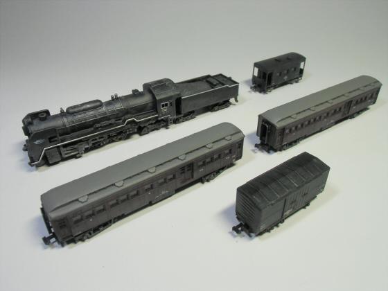 日本の貨物・・・模型ほか01