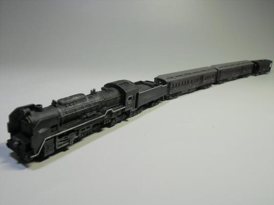 日本の貨物・・・模型ほか02
