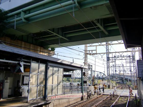 近鉄澱川橋梁01