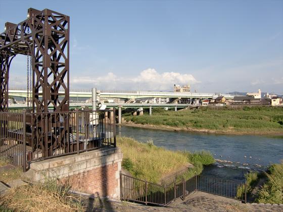近鉄澱川橋梁09