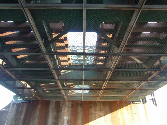近鉄澱川橋梁16