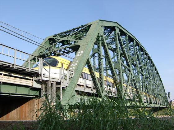近鉄澱川橋梁22