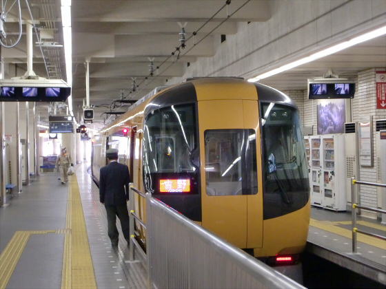 近鉄南大阪線のドヤ顔01