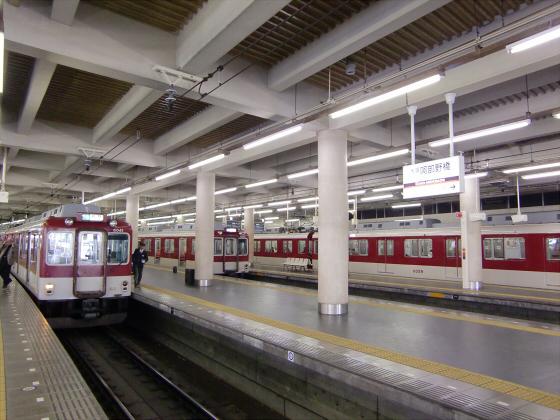 近鉄南大阪線のドヤ顔02