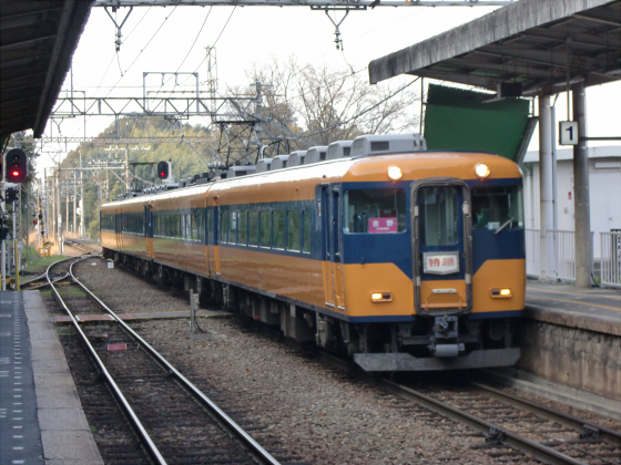 近鉄南大阪線のドヤ顔11