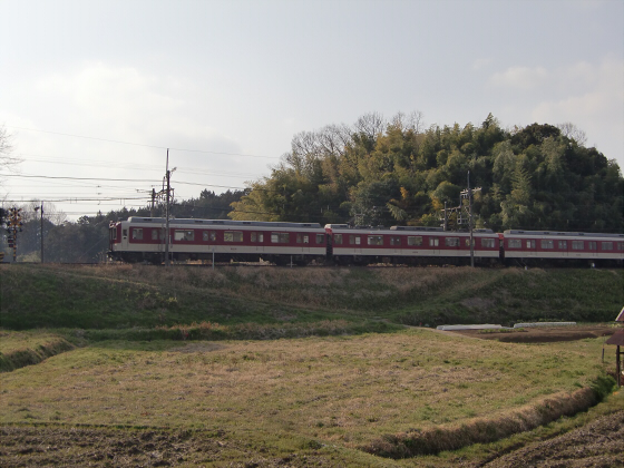 近鉄南大阪線のドヤ顔13
