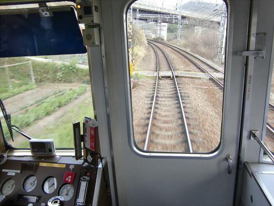 近鉄南大阪線走行中01