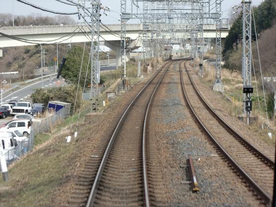 近鉄南大阪線走行中02