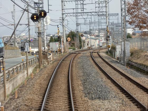 近鉄南大阪線走行中03