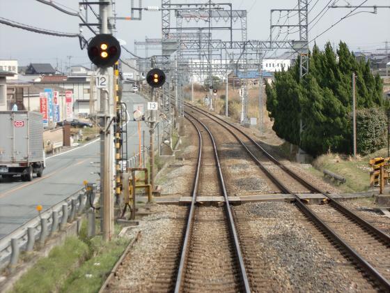 近鉄南大阪線走行中04
