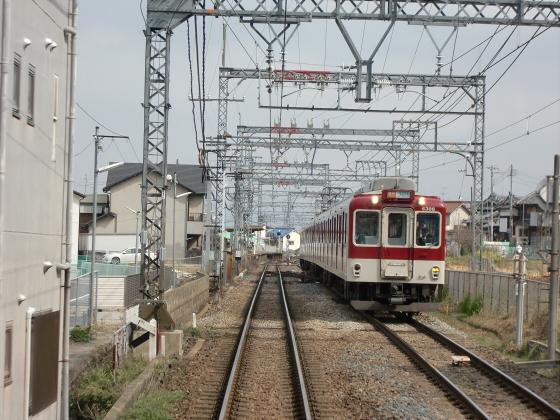 近鉄南大阪線走行中05