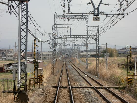 近鉄南大阪線走行中06