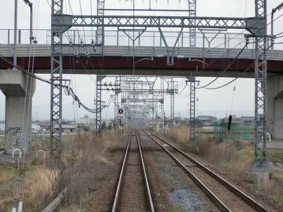 近鉄南大阪線走行中08