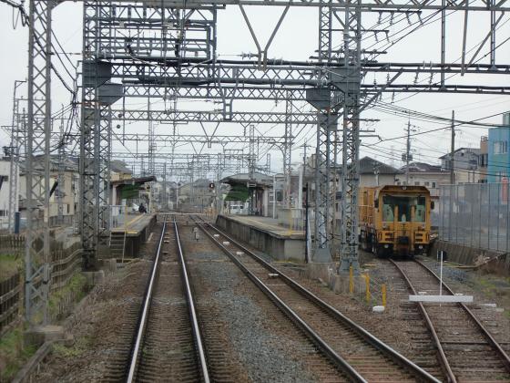 近鉄南大阪線走行中10