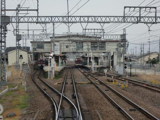 近鉄南大阪線走行中11