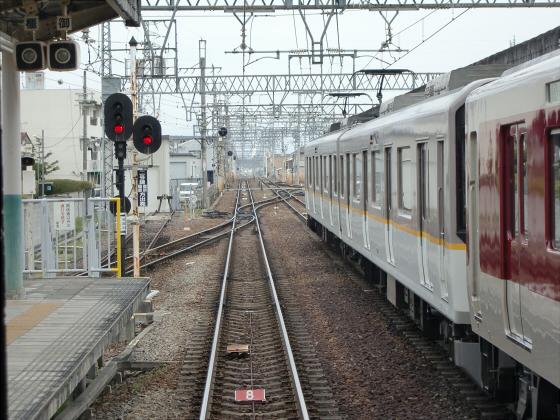 近鉄南大阪線走行中12