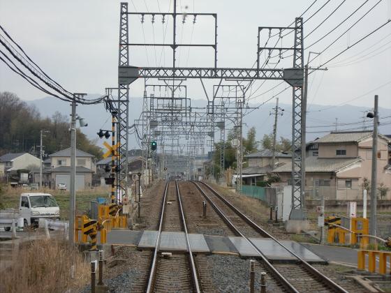 近鉄南大阪線走行中16