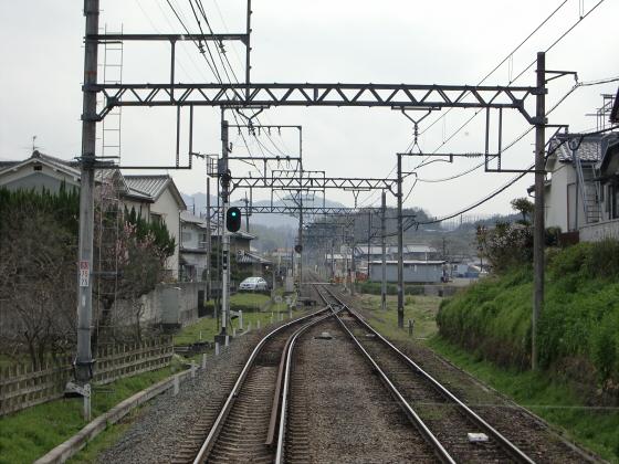 近鉄南大阪線走行中18