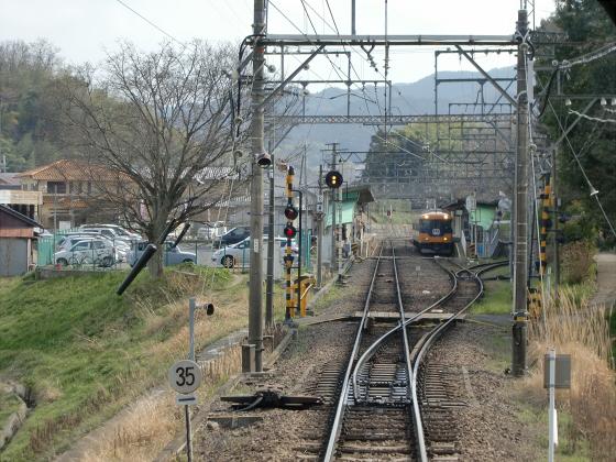 近鉄南大阪線走行中19