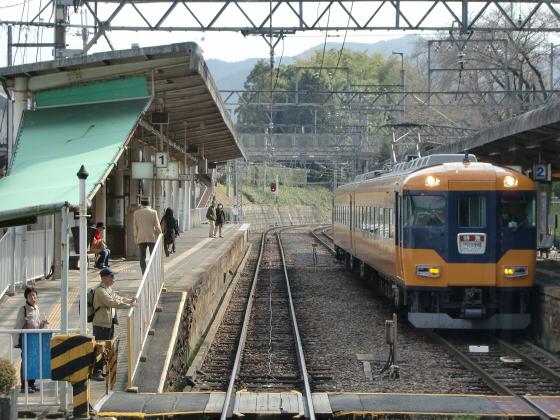近鉄南大阪線走行中20