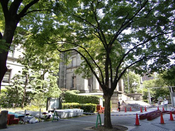 大阪市中央公会堂10