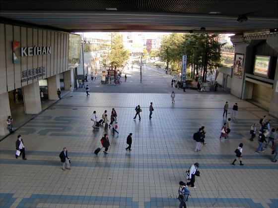 大阪の庶民の街、京橋02