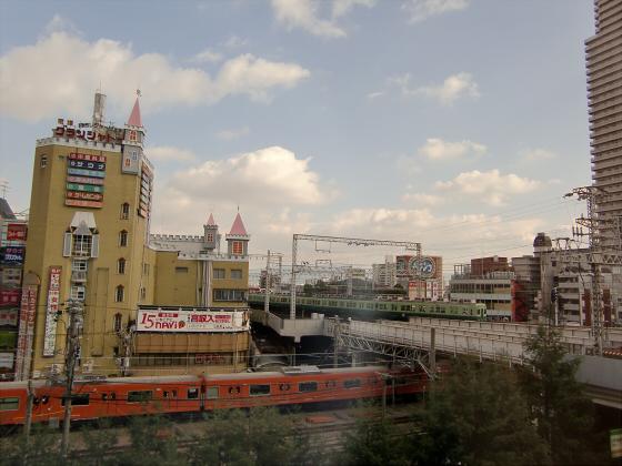 大阪の庶民の街、京橋03