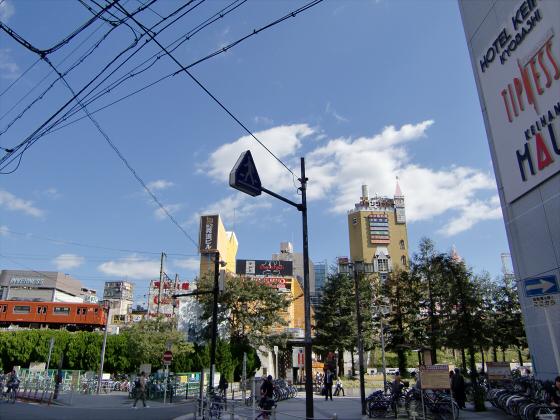 大阪の庶民の街、京橋05