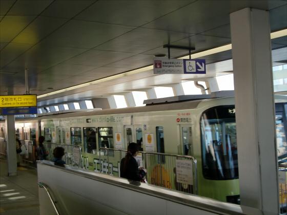 大阪モノレールに乗ってきました04