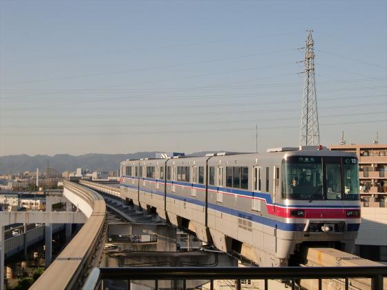 大阪モノレールに乗ってきました06