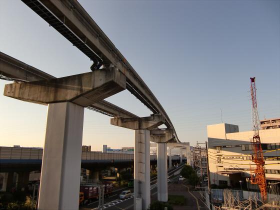 大阪モノレールに乗ってきました10