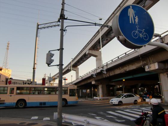 大阪モノレールに乗ってきました11