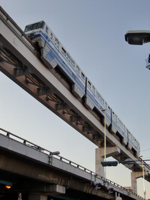 大阪モノレールに乗ってきました12
