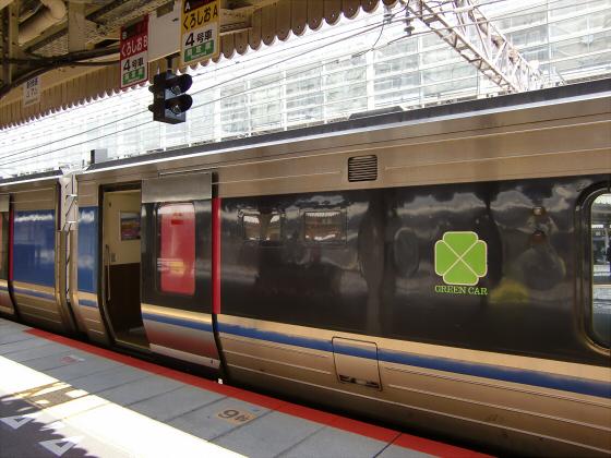 京都駅のホームなど04