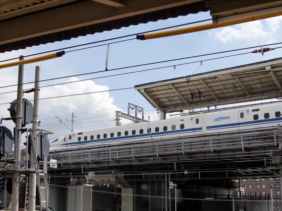 京都駅のホームなど08
