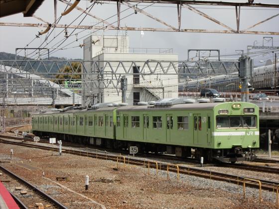 京都駅のホームなど11