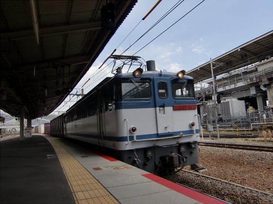 京都駅のホームなど15