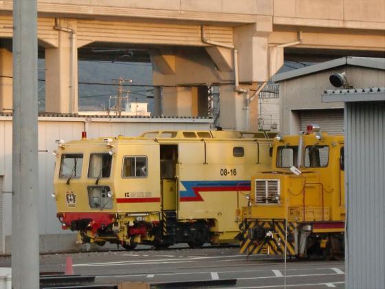 京阪の寝屋川車庫へ12