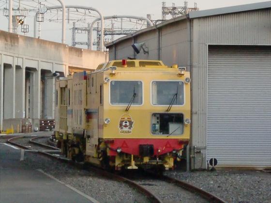 京阪の寝屋川車庫へ15