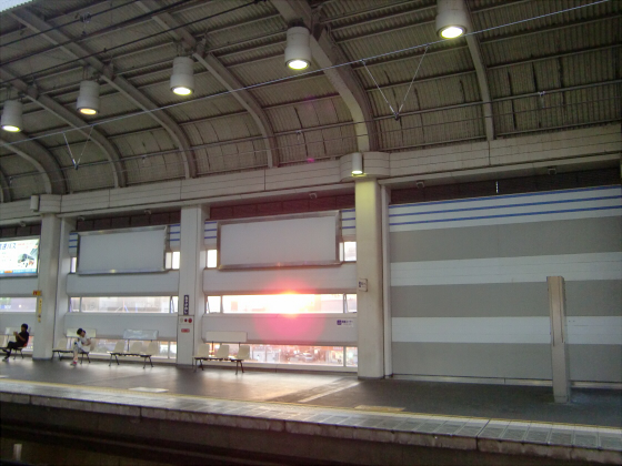 京阪の寝屋川車庫へ17