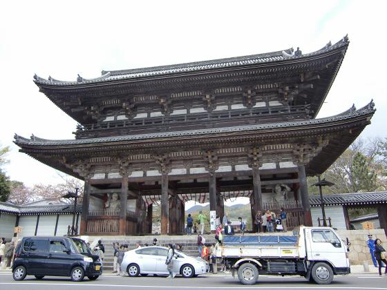 仁和寺の御室桜01