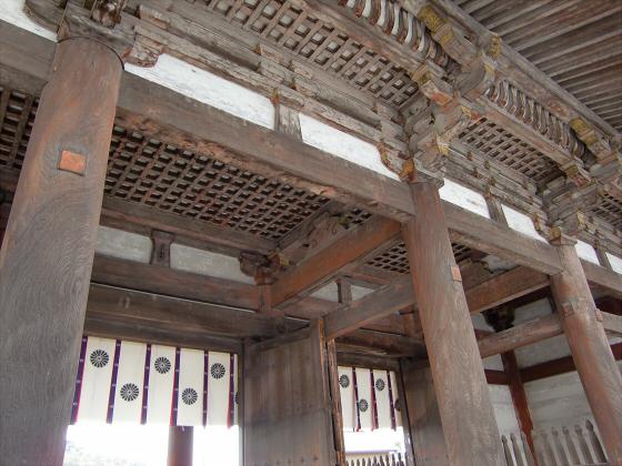 仁和寺の御室桜41
